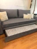 Sofa Milan con carro cama